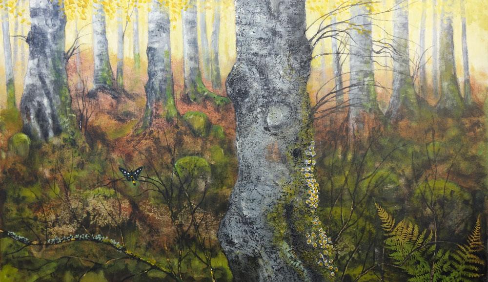 Arborea. Riflessioni sull'abitare il mondo: in mostra a Seravezza opere per rispettare la natura e gli alberi