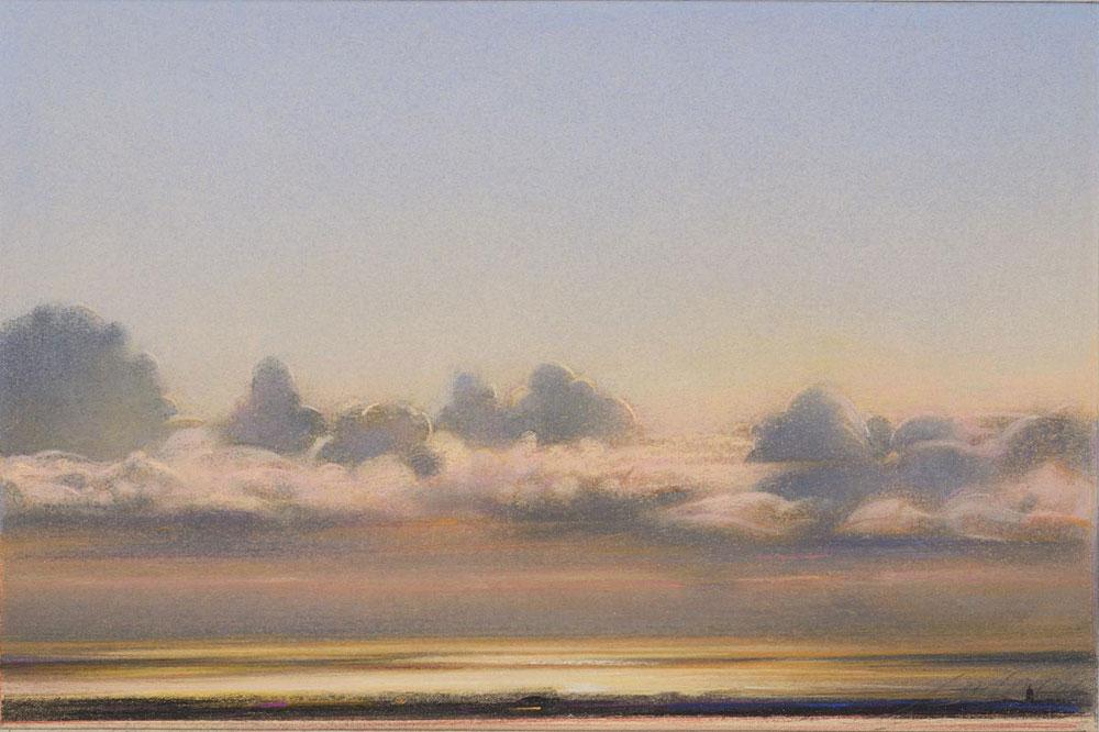 Il Museo d'arte Mendrisio racconta l'amore per il mare di Piero Guccione