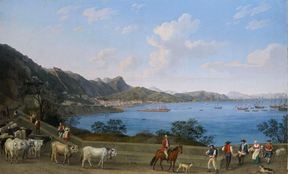 Da Artemisia a Hackert: la Reggia di Caserta mostra la collezione di Cesare Lampronti