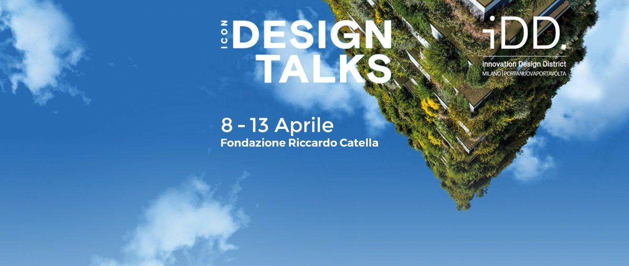 Milano, via alla terza edizione di Icon Design Talks
