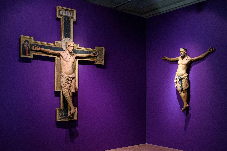 Bologna, capolavori di scultura lignea dal Romanico al Duecento in mostra al Museo Civico Medievale