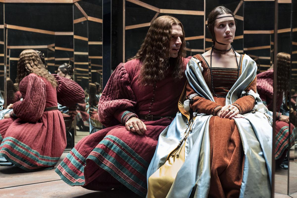 """Questa sera su Sky è in prima tv il film """"Io, Leonardo"""" con Luca Argentero, dedicato a Leonardo da Vinci"""