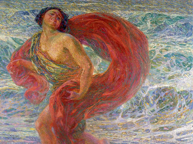A Villa Bardini la prima mostra italiana dedicata alla danzatrice rivoluzionaria Isadora Duncan