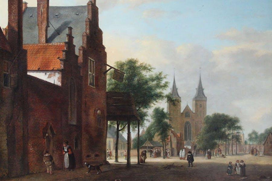 Germania, il Duomo di Xanten restituisce dipinto rubato dai nazisti a una famiglia ebrea
