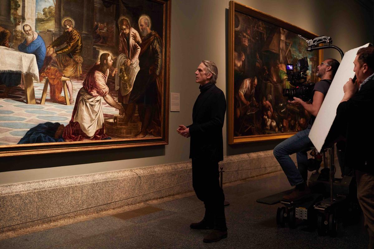 A grande richiesta il docu-film Il Museo del Prado raccontato da Jeremy Irons torna al cinema il 16 maggio