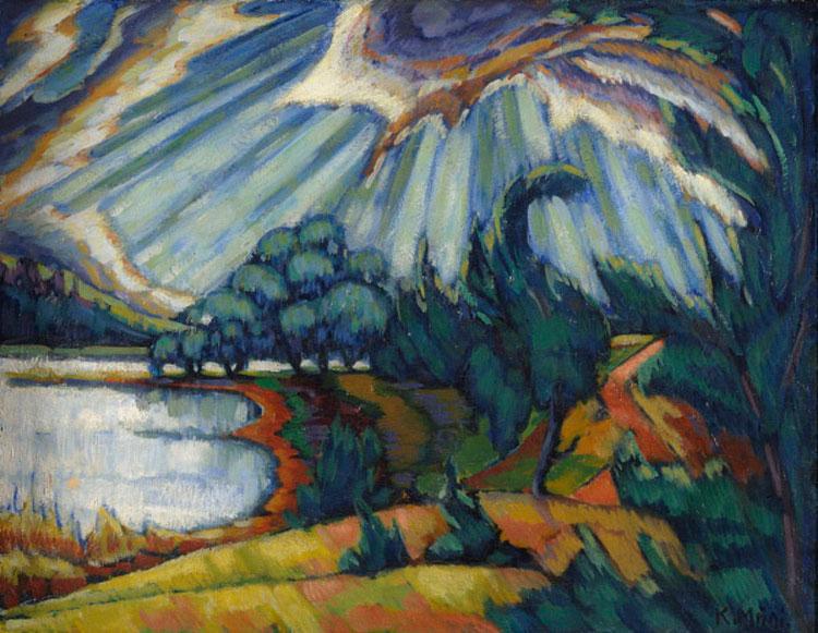 I Musei Reali di Torino dedicano una mostra al capostipite della pittura estone moderna, Konrad Mägi