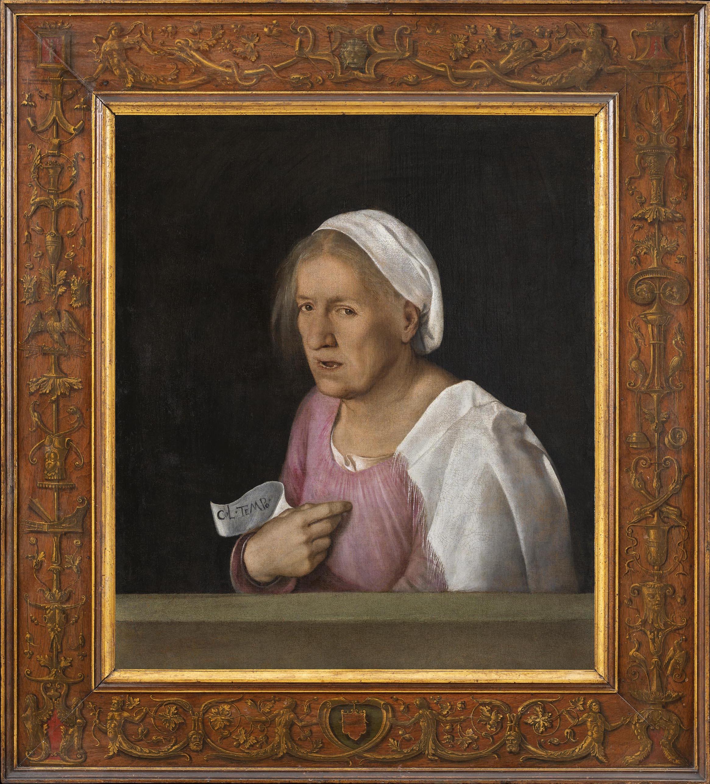 Venezia, alle Gallerie dell'Accademia un ciclo di incontri sul restauro della Vecchia del Giorgione