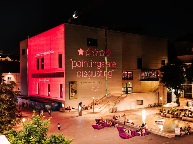 A Vienna si sono inventati una campagna super per promuovere la città, sfruttando le recensioni negative