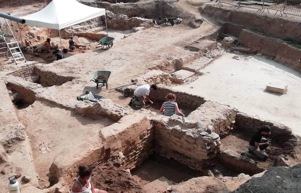 A Lione scoperta eccezionale, riemerge un quartiere romano, teatro di una grande vittoria di Settimio Severo