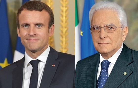 Francia e Italia si riconciliano grazie all'arte. A maggio Mattarella ad Amboise per celebrare Leonardo con Macron