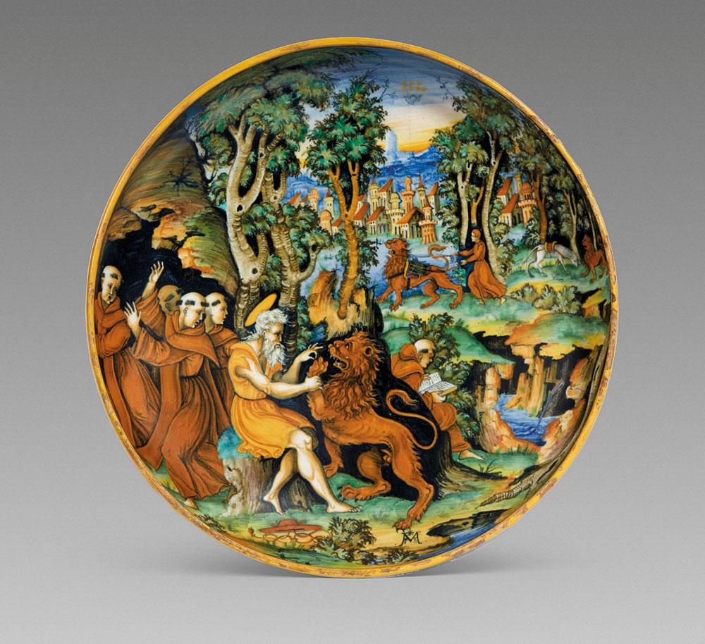 Urbino mostra 176 maioliche rinascimentali italiane dalla più grande collezione privata di maioliche al mondo