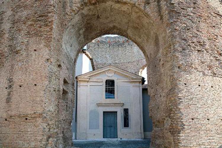 Dopo il restauro ha riaperto al pubblico il Mausoleo di Sant'Elena, simbolo di Torpignattara