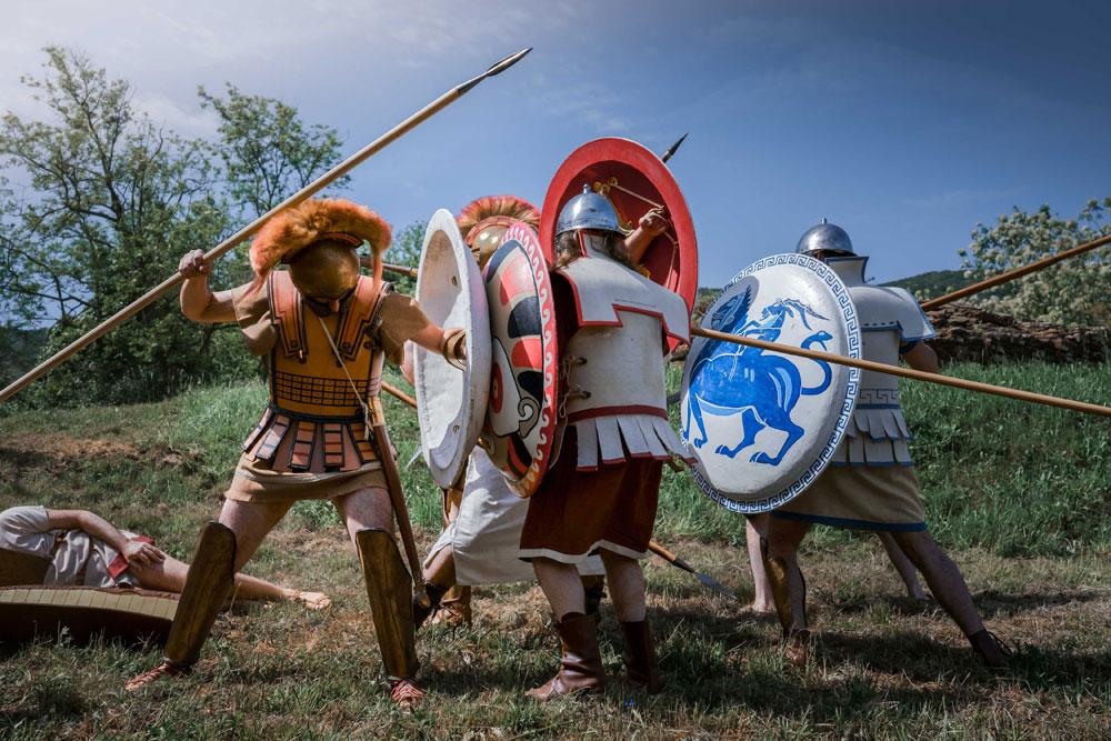 C'è un videogioco gratuito che vi riporta al tempo degli Etruschi con i vostri smartphone