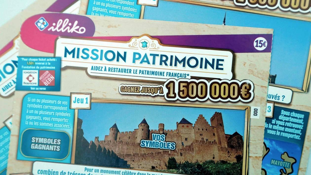 In Francia si sono inventati il gratta e vinci per i beni culturali. E ci hanno ricavato 20 milioni di euro