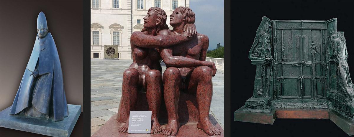 Le piazze di Jesolo si trasformano in un museo del Novecento. Ecco le sculture di Manzù, Messina, Perez