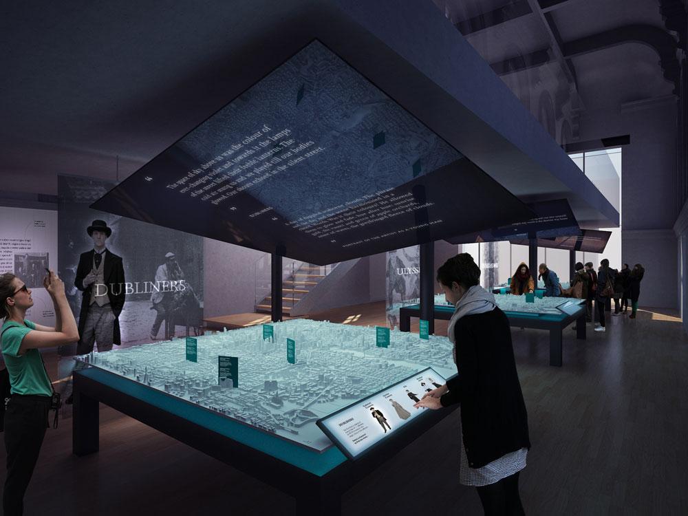 A Dublino nasce il MoLI, museo dedicato alla letteratura irlandese