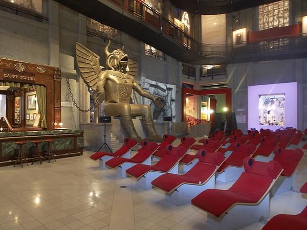 I moti dell'animo di Leonardo da Vinci celebrati con un'installazione al Museo del Cinema di Torino