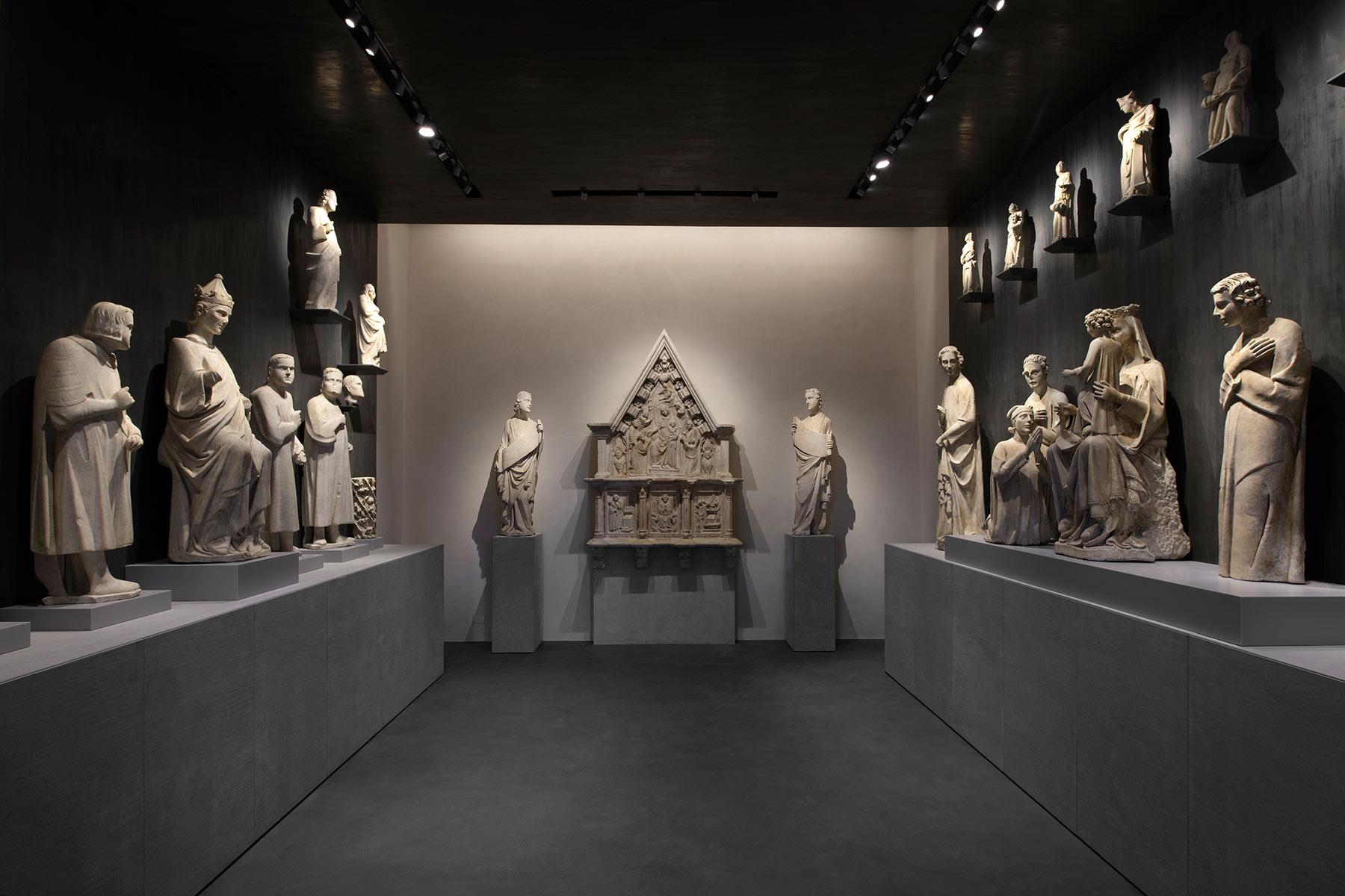 Pisa, riapre il Museo dell'Opera del Duomo, con allestimenti completamente nuovi. Le foto