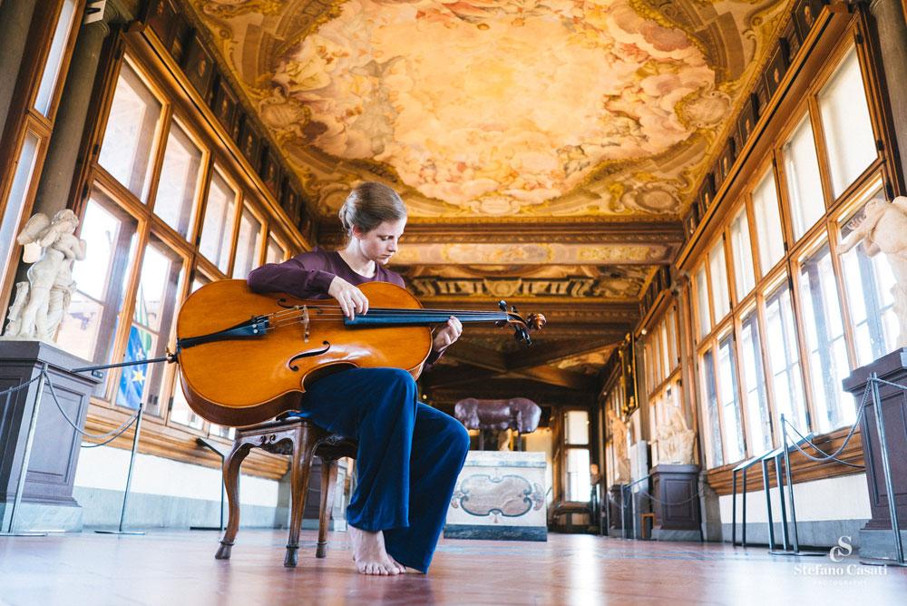 Gli Uffizi ricordano il Patto di Famiglia con ingresso gratuito alle Gallerie e un concerto