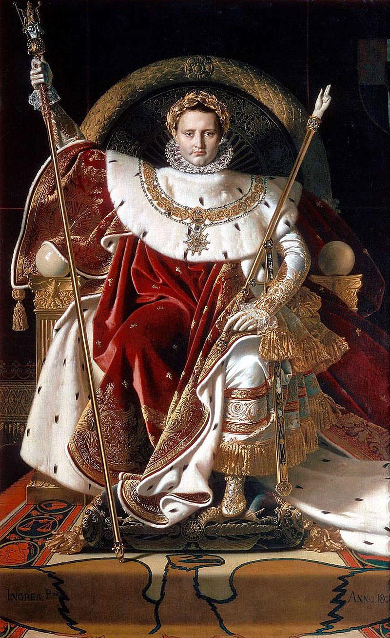 Palazzo Reale di Milano dedicherà una mostra all'arte di Ingres e alla vita artistica al tempo di Napoleone