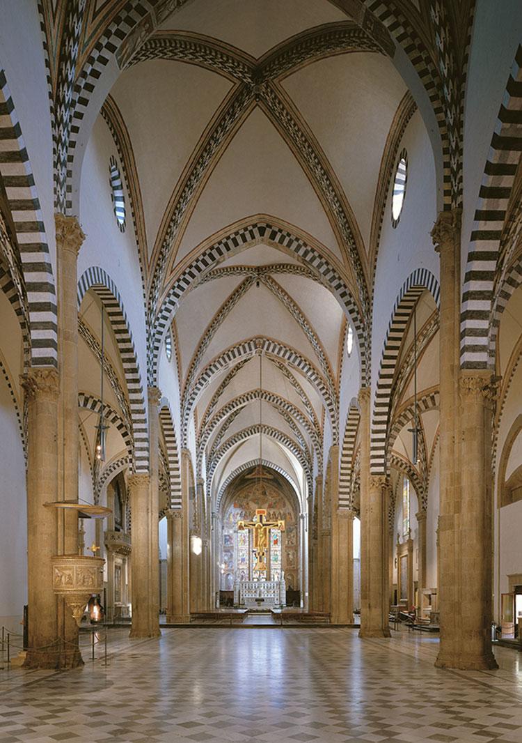 Un ciclo d'incontri alla scoperta del complesso di Santa Maria Novella