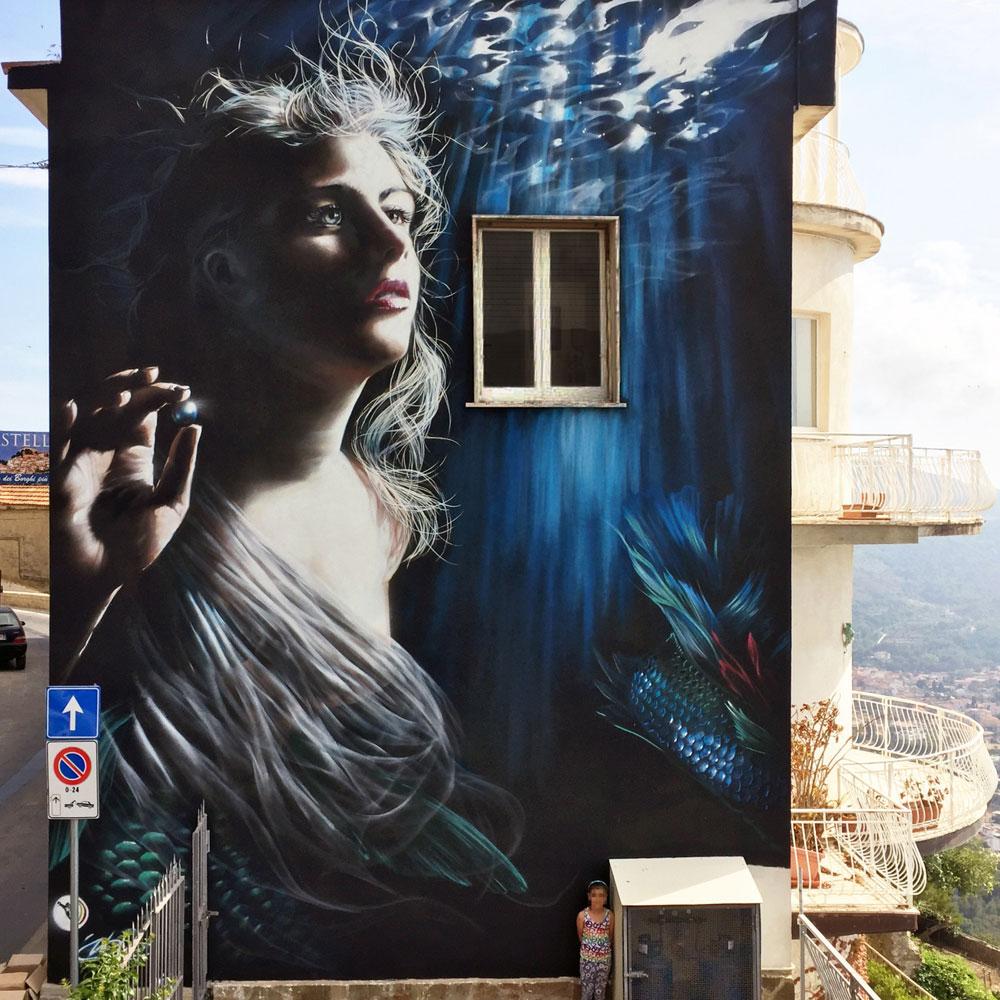 Online la street art italiana grazie alla collaborazione tra INWARD e Google Cultural Institute