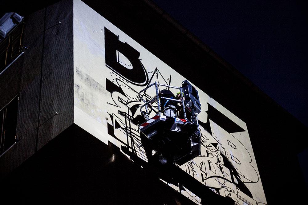 On The Wall, il progetto di street art per riportare la gioia nel quartiere colpito dal Ponte Morandi
