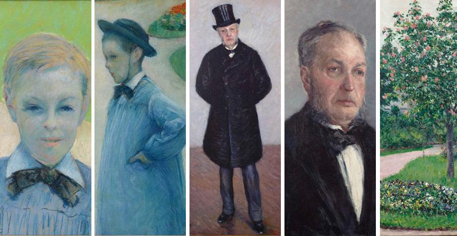 Il Musée d'Orsay acquisisce cinque opere dell'impressionista Caillebotte, donate dalla nipote del suo maggiordomo