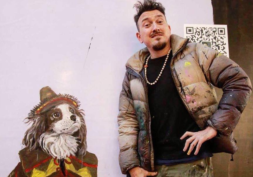 """Polemiche per la mostra di Ozmo a Pisa. L'artista: """"l'assessore voleva solo riabilitarsi dopo la figuraccia su Keith Haring"""""""