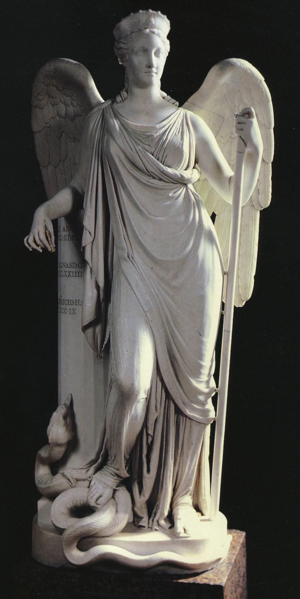 Alla mostra Canova e l'antico anche la Pace del Museo di Kiev