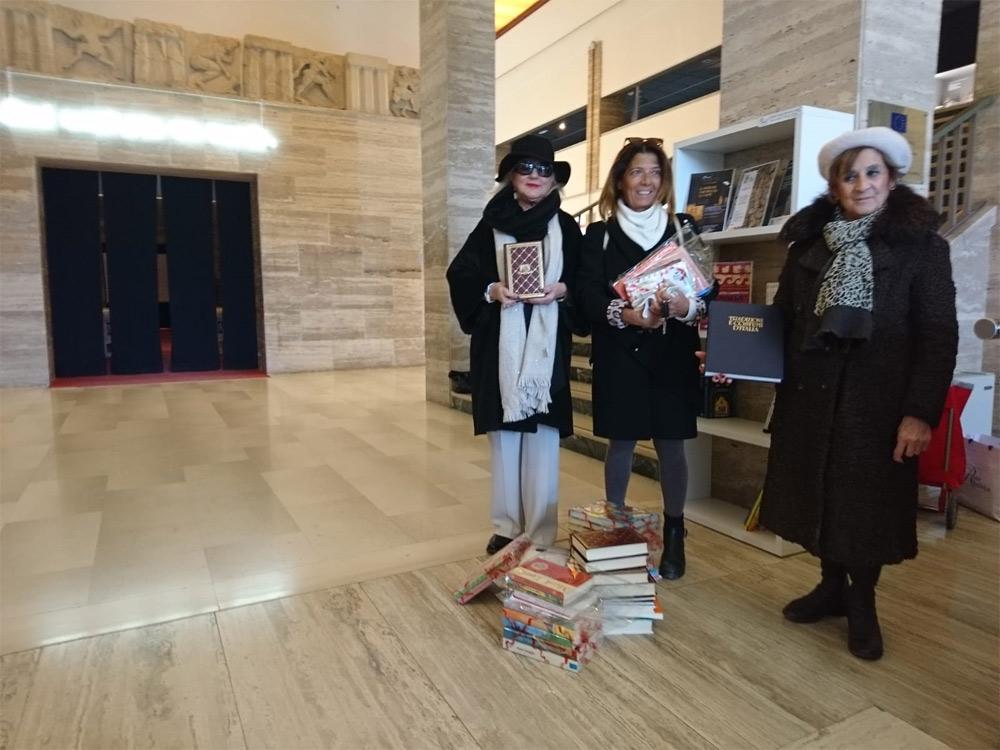 Paestum, ecco il book sharing: è il primo museo statale con una Little Free Library