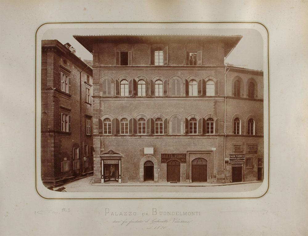 Il Gabinetto Viesseux festeggia il suo bicentenario