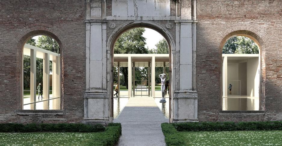 """Ampliamento di Palazzo dei Diamanti, gli Architetti: """"il concorso va rispettato. A quando un dibattito senza insulti?"""""""