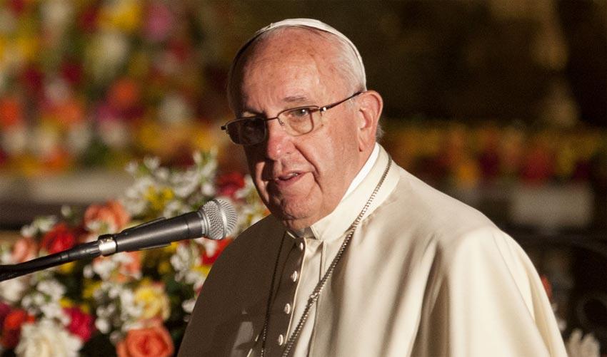 """Il papa riceve gli operatori dei musei ecclesiastici: """"tutti hanno diritto al bello, soprattutto i poveri"""""""