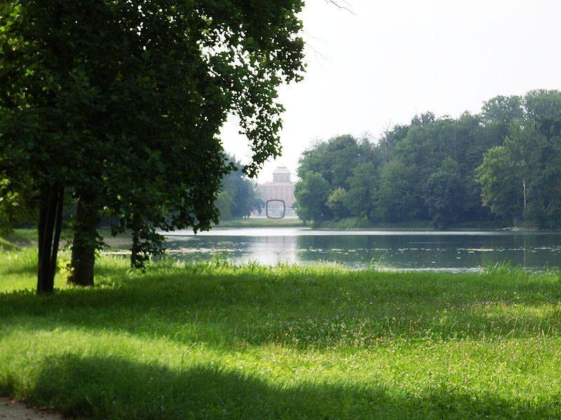 A maggio riaprirà parte del parco del Castello di Racconigi