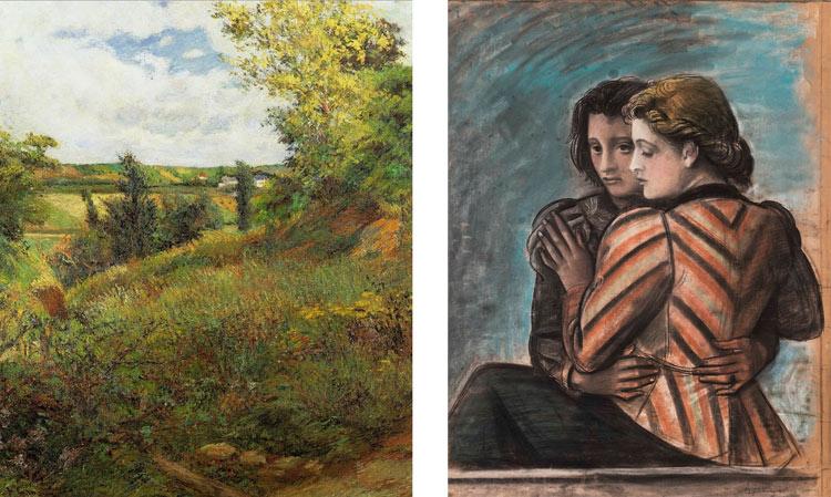 Da Gauguin alla donna nel '900: Laocoonte/Apolloni e Russo sono secondo noi i due top stand di Flashback