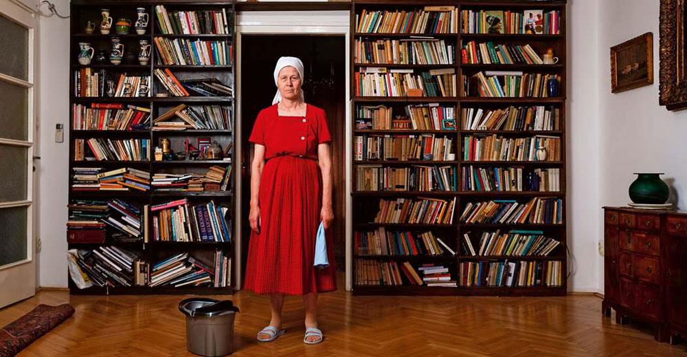 Il Museo di Roma in Trastevere dedica una mostra al fotografo ungherese Péter Korniss