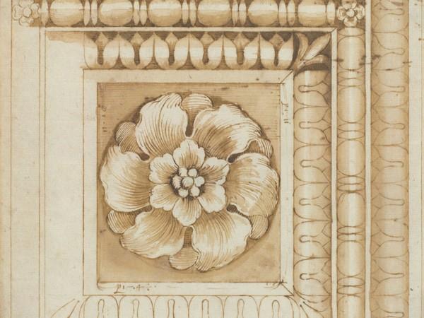 Cieli in una stanza: agli Uffizi in mostra i soffitti lignei del Rinascimento