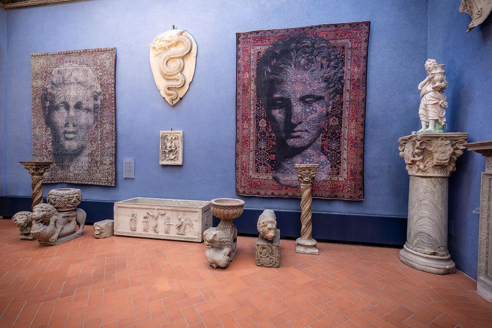 Cinque domeniche con visite guidate alla scoperta del Museo Bardini e della personale di Luca Pignatelli