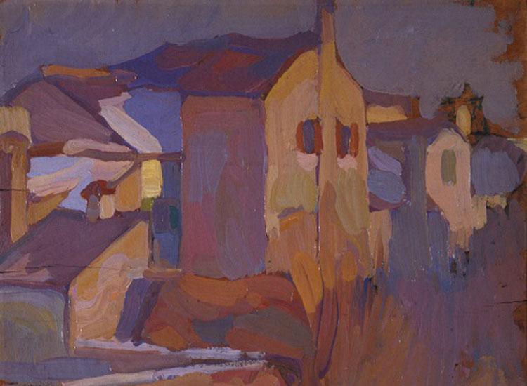 Burano e i suoi pittori. La luce dell'isola più isola della laguna veneziana