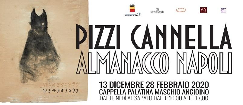 Napoli, al Maschio Angioino sono in mostra le opere su carta di Piero Pizzi Cannella