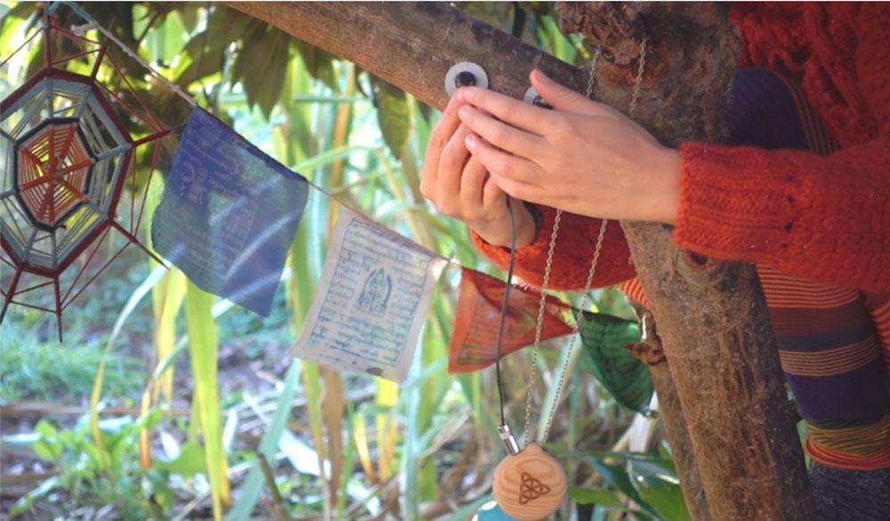Gli alberi parlano tra loro e con l'esterno. In anteprima nazionale Platani e Plants Play