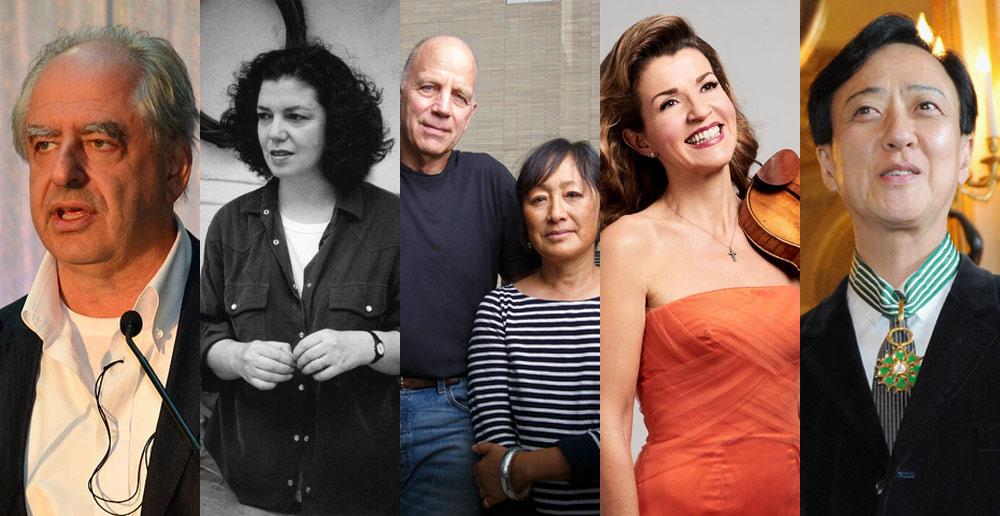 Ecco i vincitori del Praemium Imperiale 2019: Kentridge, Hatoum, Williams e Tsien, Mutter e Tamasaburo