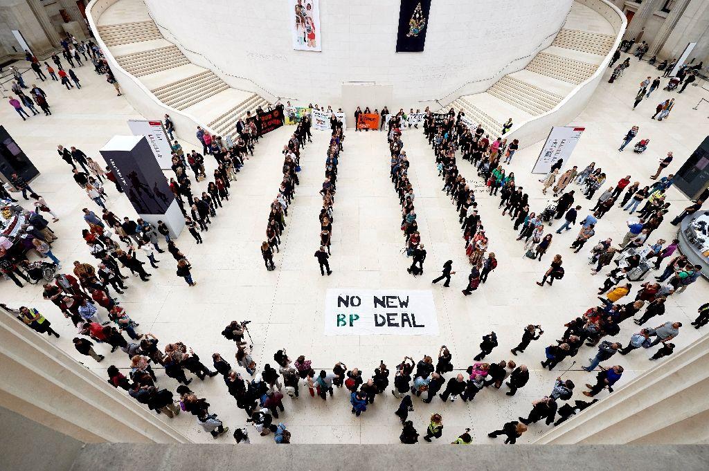 In Inghilterra la criticatissima sponsorizzazione del BP al British Museum è al centro dei dibattiti