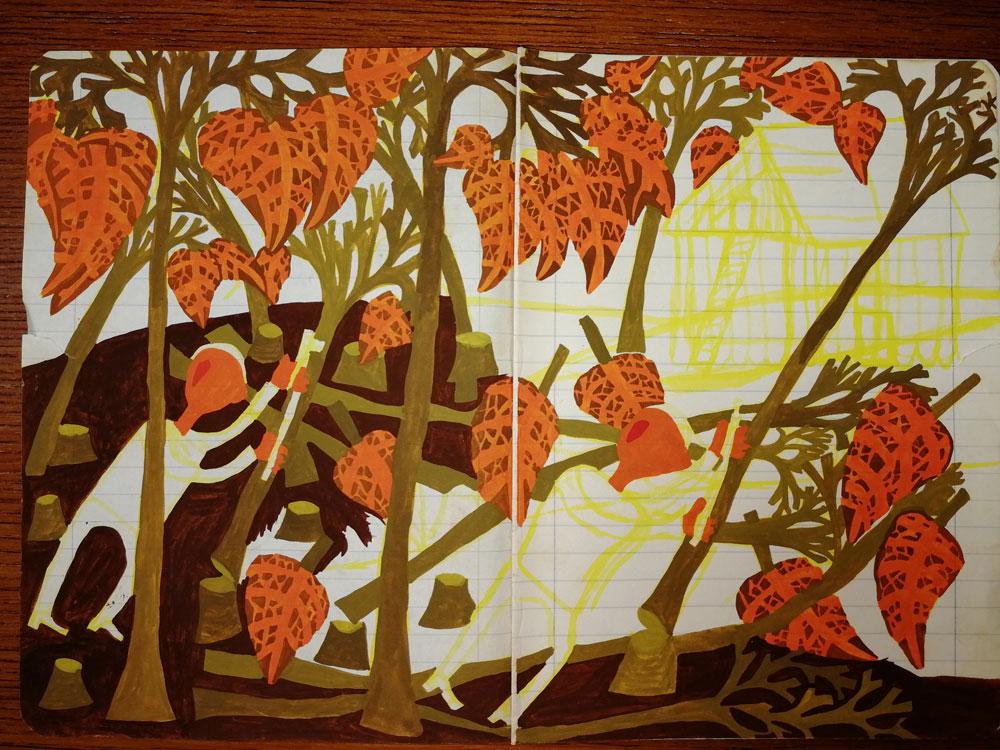 Insegnare ed educare attraverso la pittura: una mostra ricorda il metodo della maestra Fiorani
