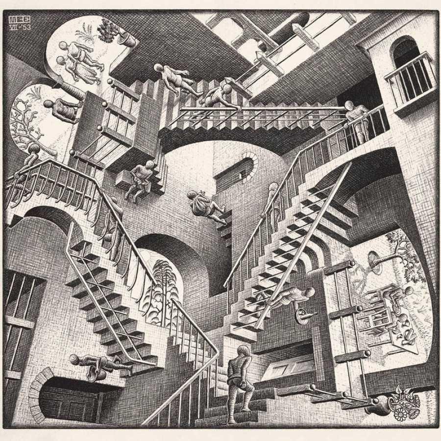 A Trieste una grande antologica dedicata ai mondi impossibili di Escher
