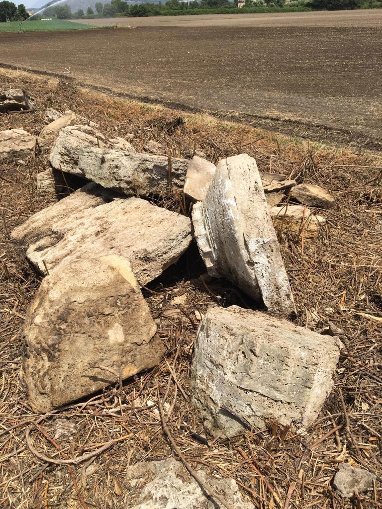 Paestum lancia una raccolta fondi per salvare e indagare il tempio dorico ritrovato