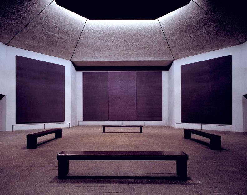 Prosegue il restauro della Rothko Chapel a Houston
