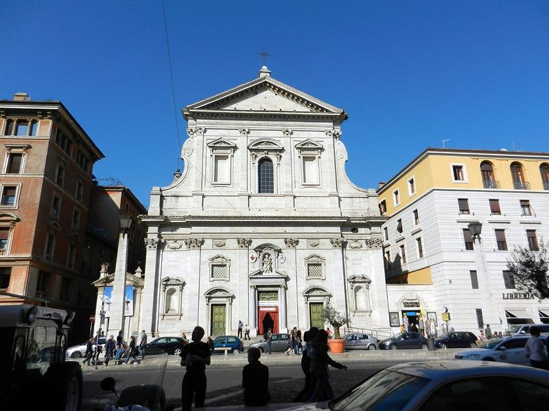 Roma, integralisti cattolici rubano statuetta pachamama da Santa Maria in Traspontina e la gettano nel Tevere