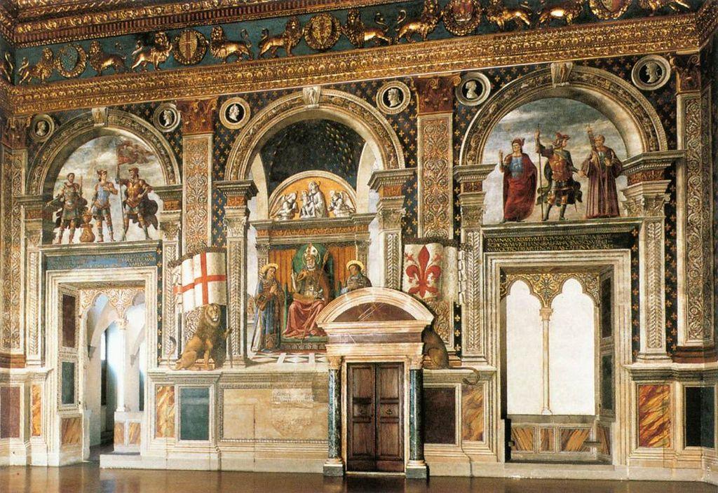 Firenze, a Palazzo Vecchio in mostra fogli scelti dal Codice Atlantico di Leonardo da Vinci